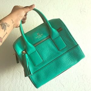 Kate Spade Mint Green Bag